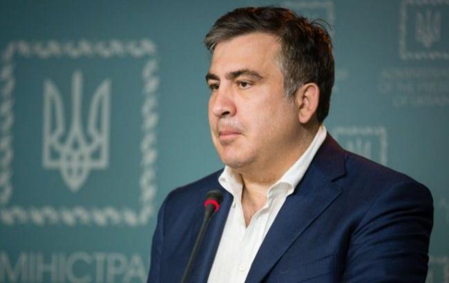 Громадянин БВМП Саакашвілі відмовився підписувати документи про факт незаконного перетину кордону, - ДПСУ