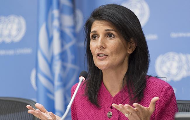 Радбез ООН щодо Сирії: США пообіцяли в будь-якому разі відповісти на хіматаку