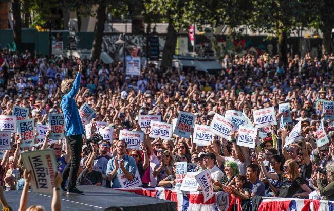 У США з передвиборної гонки вибув ще один кандидат від демократів