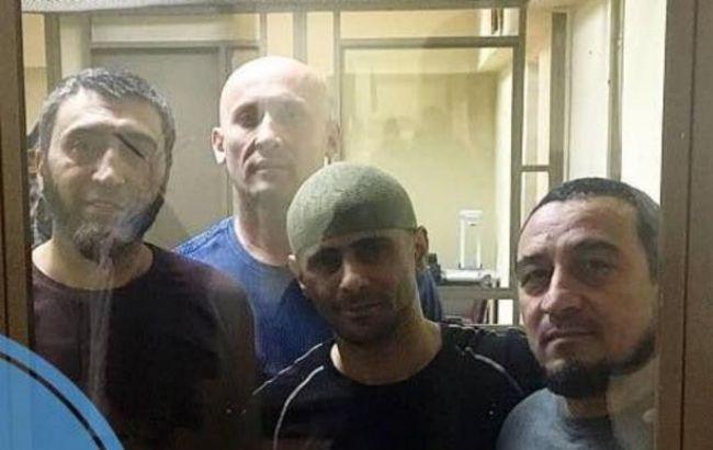 """Суд РФ оголосив вирок підозрюваним у """"справі Хізб ут-Тахрір"""""""