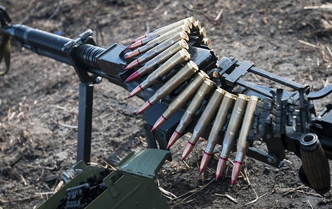 В зоне АТО за сутки погиб один украинский военный, один ранен