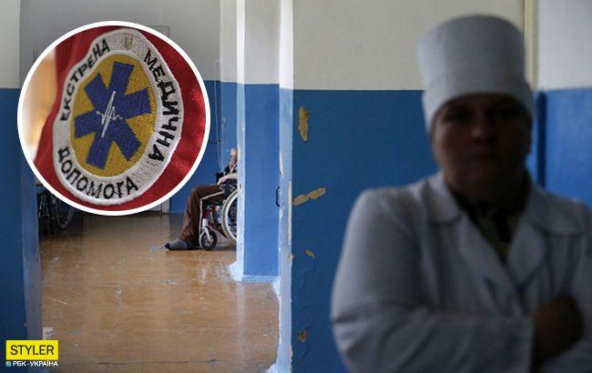 Люди самі бігали до аптеки: у київській лікарні чоловік помер прямо в черзі