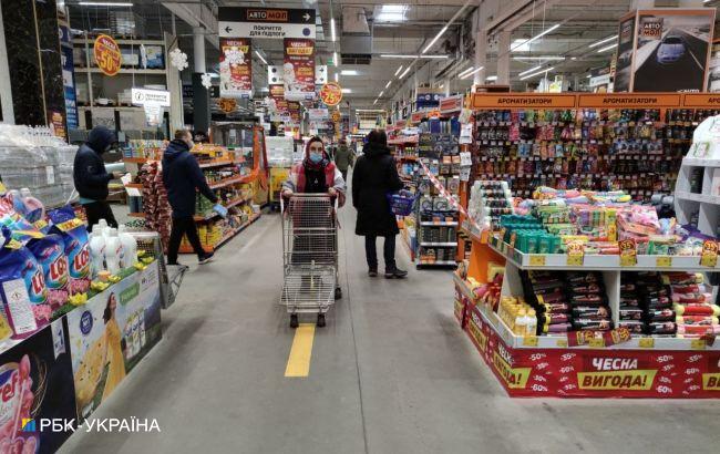 Продуктовый бум: магазины не продают часть товаров из-за локдауна