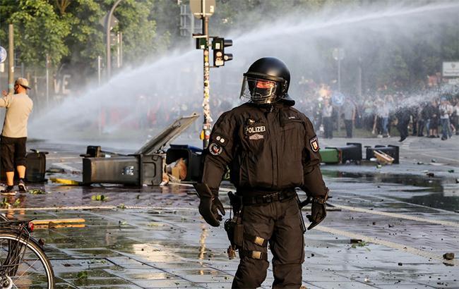Фото: протесты в Гамбурге (flickr.com/pm_cheung)