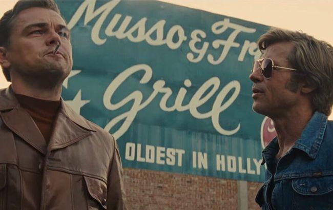 Однажды в Голливуде: трейлеры и дата премьеры в Украине. Видео