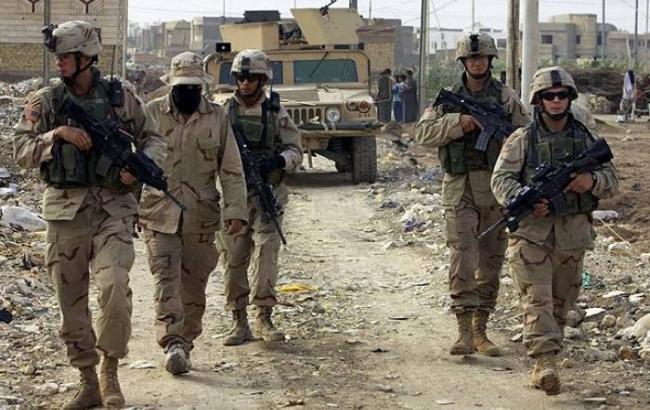 США начали наступление на ИГИЛ в Ираке, - Anadolu