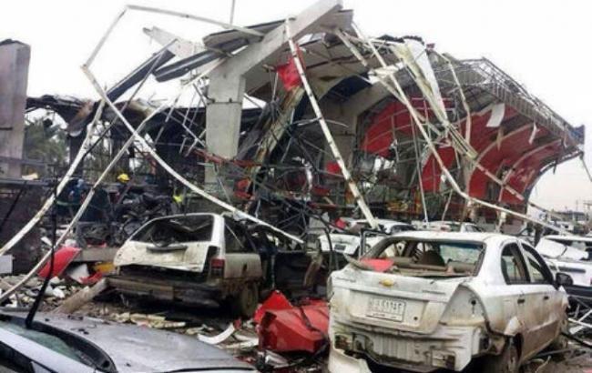 В Іраку десятки людей загинули внаслідок теракту