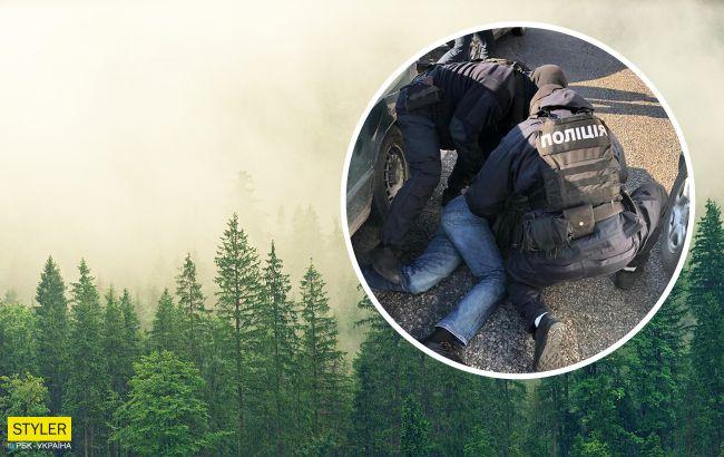 Перехожого вивезли в ліс та забили до смерті: у Дніпрі розкрили страшний злочин