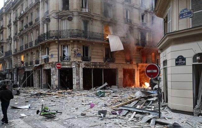Количество пострадавших от взрыва в Париже превысило 30