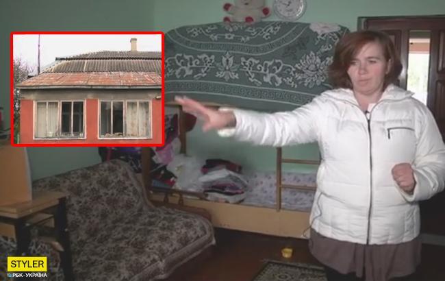 Неслыханная щедрость: незнакомец подарил многодетной семье дом возле Львова