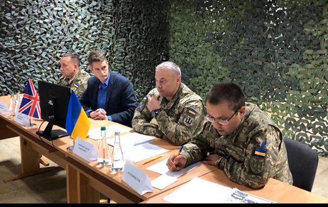 Великобритания до конца года расширит свое присутствие в Украине