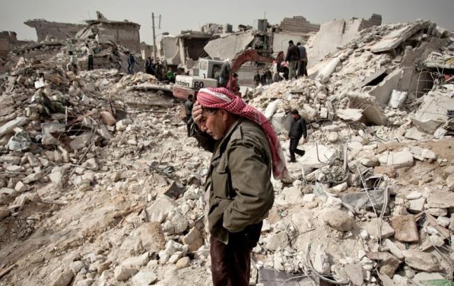 «умеренная оппозиция» нарушила перемирие впровинции Хама