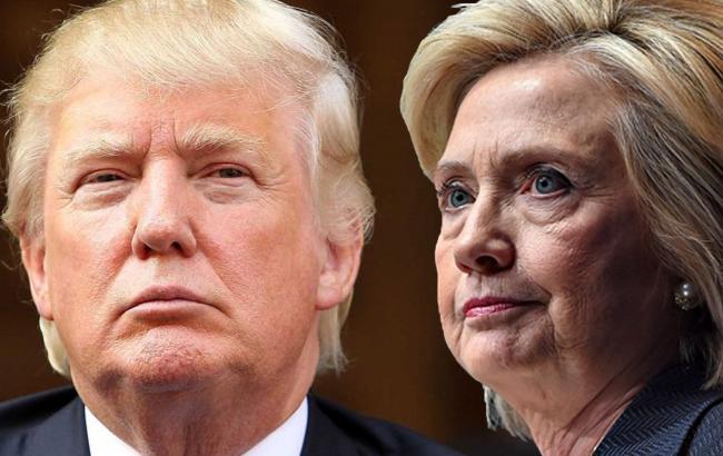 Фото: расходы Клинтон на предвыборную кампанию в 2 раза превысили расходы Трампа