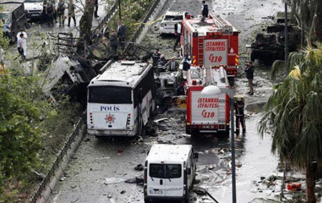 ВТурции задержаны подозреваемые всовершении теракта