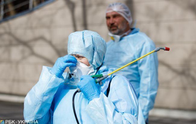 В Україні збільшилася кількість заражених коронавірусом