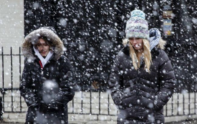 Синоптики предупредили о первых серьезных морозах и снегопадах