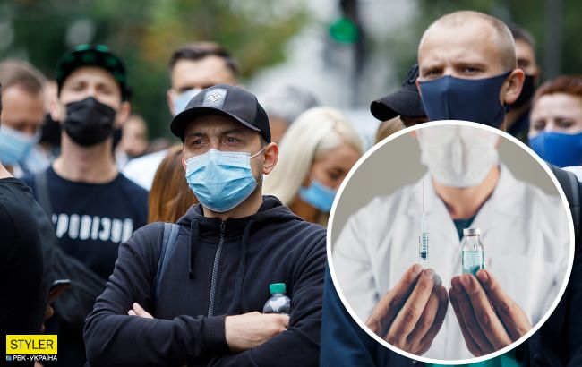 Украинцам рассказали, на какой день после вакцинации больше вероятность подцепить COVID-19