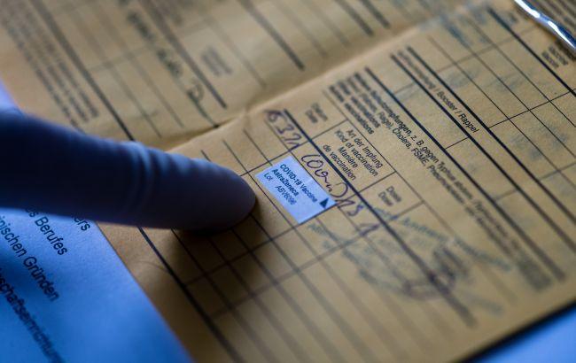 В Минздраве рассказали, какое наказание грозит медикам за подделку COVID-сертификата