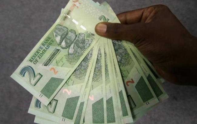 Фото: Зімбабве випустила сурогатну валюту