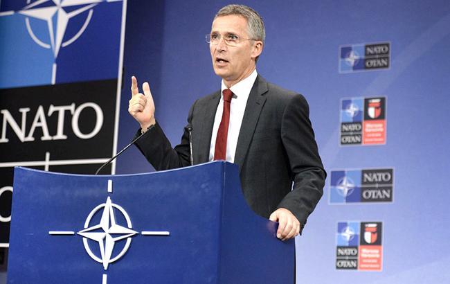 Фото: Єнс Столтенберг розповів про плани саміту НАТО