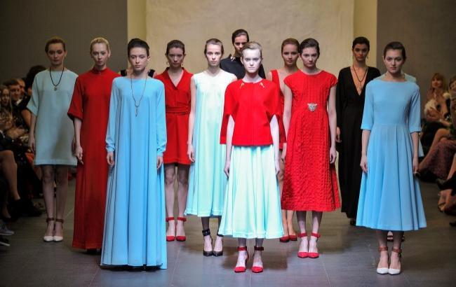 В Киеве пройдет 38-я Ukrainian Fashion Week