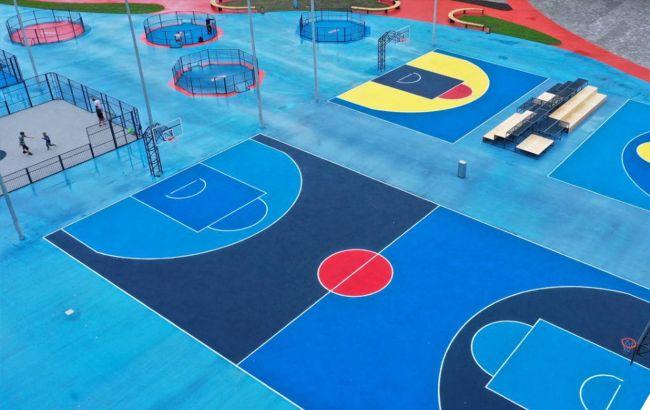 Вот так выглядит спортивный парк в Киеве, о котором все говорят (фото)