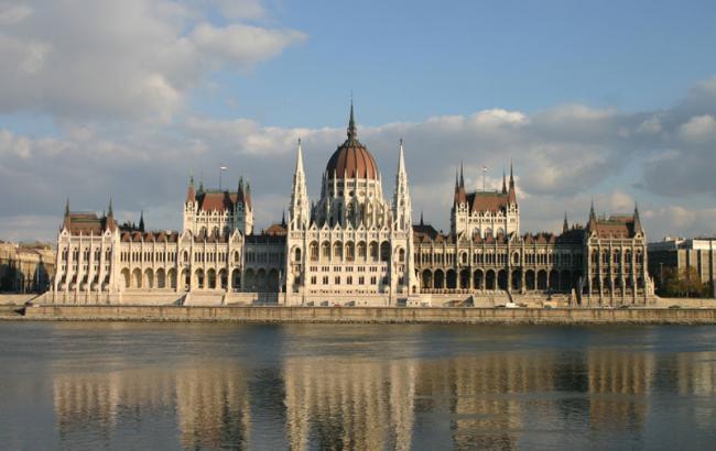 Фото6 парламент Венгрии