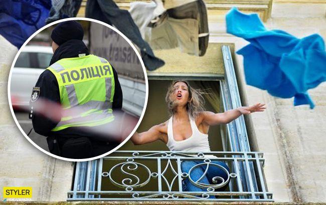 Если ты кинул девушку: в Киеве дама жестко отомстила экс-бойфренду