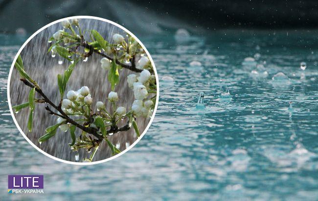 Дожди и грозы: синоптики огорчили прогнозом на начало недели