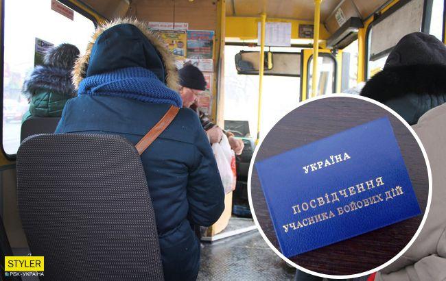 """Кричущий випадок в маршрутці Борисполя """"підірвав"""" мережу: мужиків не було, щоб набити морду?"""