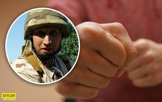 У Києві побили ветерана АТО: напали четверо, один з депутатським значком
