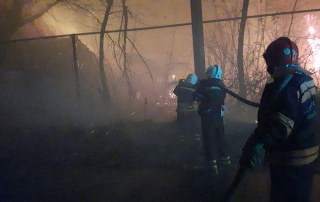 Из-за пожаров в Луганской области повреждены 250 домов