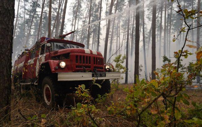 В Луганской области ликвидировали все очаги пожара
