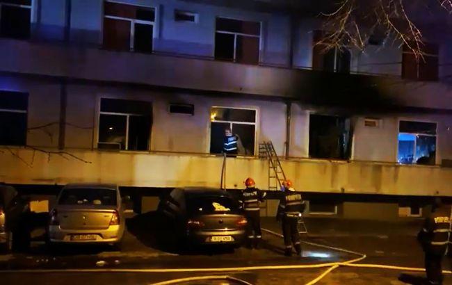 Пожежа в лікарні Бухареста: кількість жертв зросла, названа причина