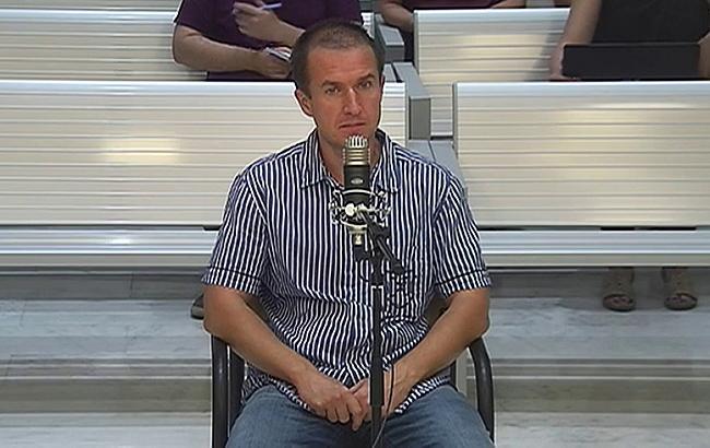 Фото: Петро Левашов (скріншот відео amp.antena3.com)