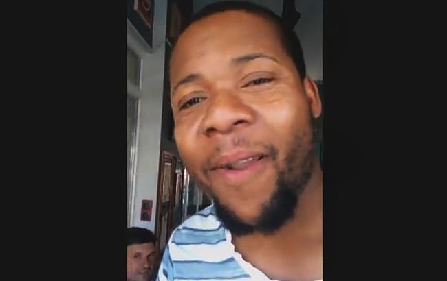 Скріншот з видео