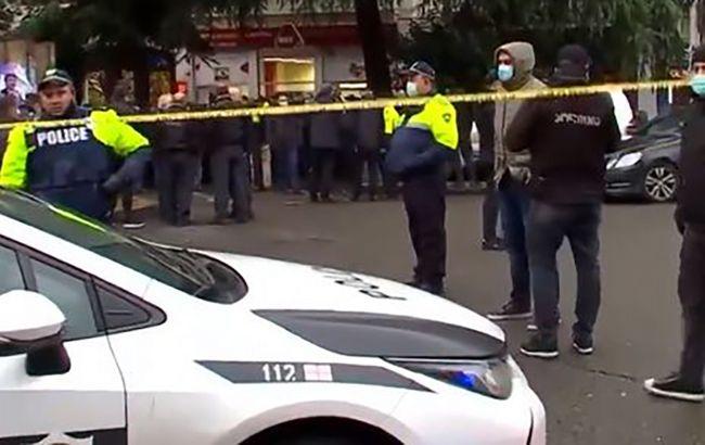 Захват банка в Тбилиси: нападавший освободил трех заложников