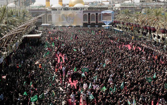 В Іраку під час релігійного ритуалу загинула 31 людина