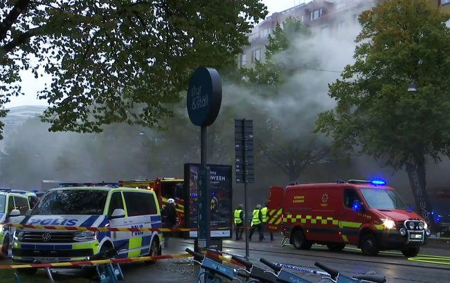 В жилом доме в Швеции произошел взрыв: 25 пострадавших, сотня эвакуированных