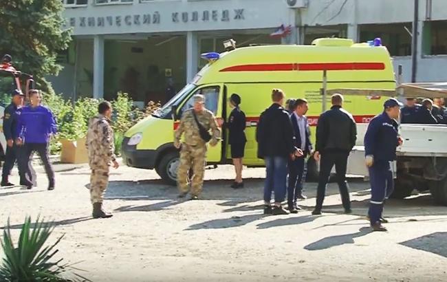 Взрыв в Керчи: Кремль рассматривает версию теракта