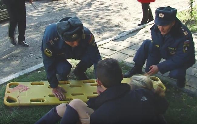 Вибух у Керчі: кількість жертв збільшилася до 19