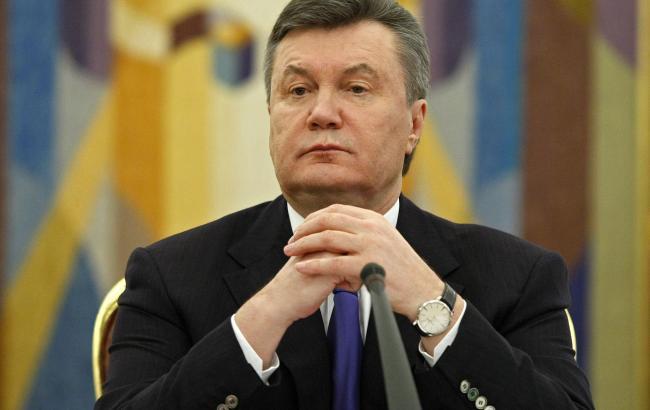 Фото: завтра відбудеться онлайн допит Януковича