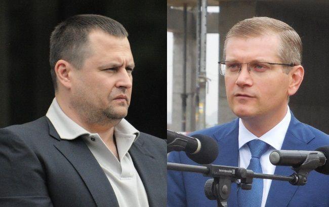 Филатов VS Вилкул: финал борьбы за кресло мэра Днепропетровска