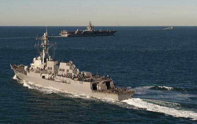 Фото: эсминец USS James E. Williams (flickr.com/usnavy)