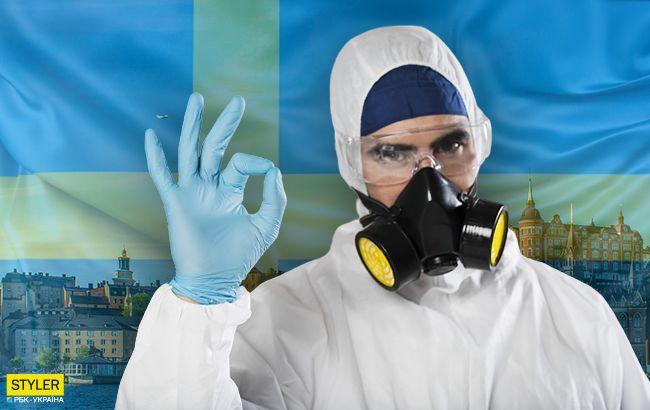 Коронавирус 2020 - в Швеции не ввели карантин и ждут спада ...