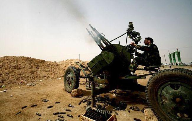 Армия Хафтара в Ливии объявила о прекращении огня