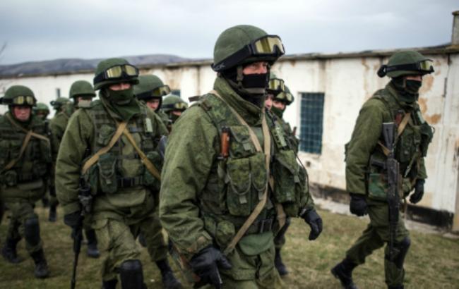 Фото: российские военные