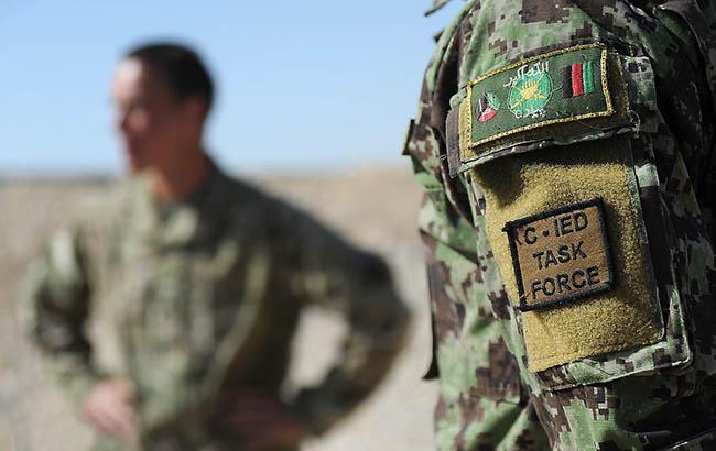 Фото: афганские военные (flickr.com/Defence Images)