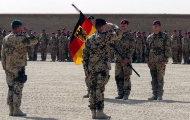 Фото: Германия окажет Украине консультационную помощь