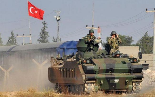 Турецькі сили оточили два прикордонних міста в Сирії